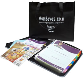 MomSaves Coupon Binder System